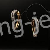 Серьги - кольца (771)